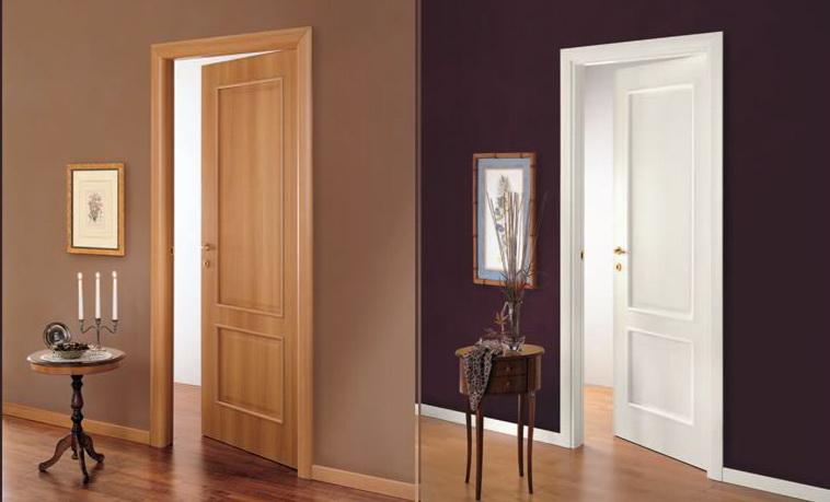 Изготовленные из МДФ двери